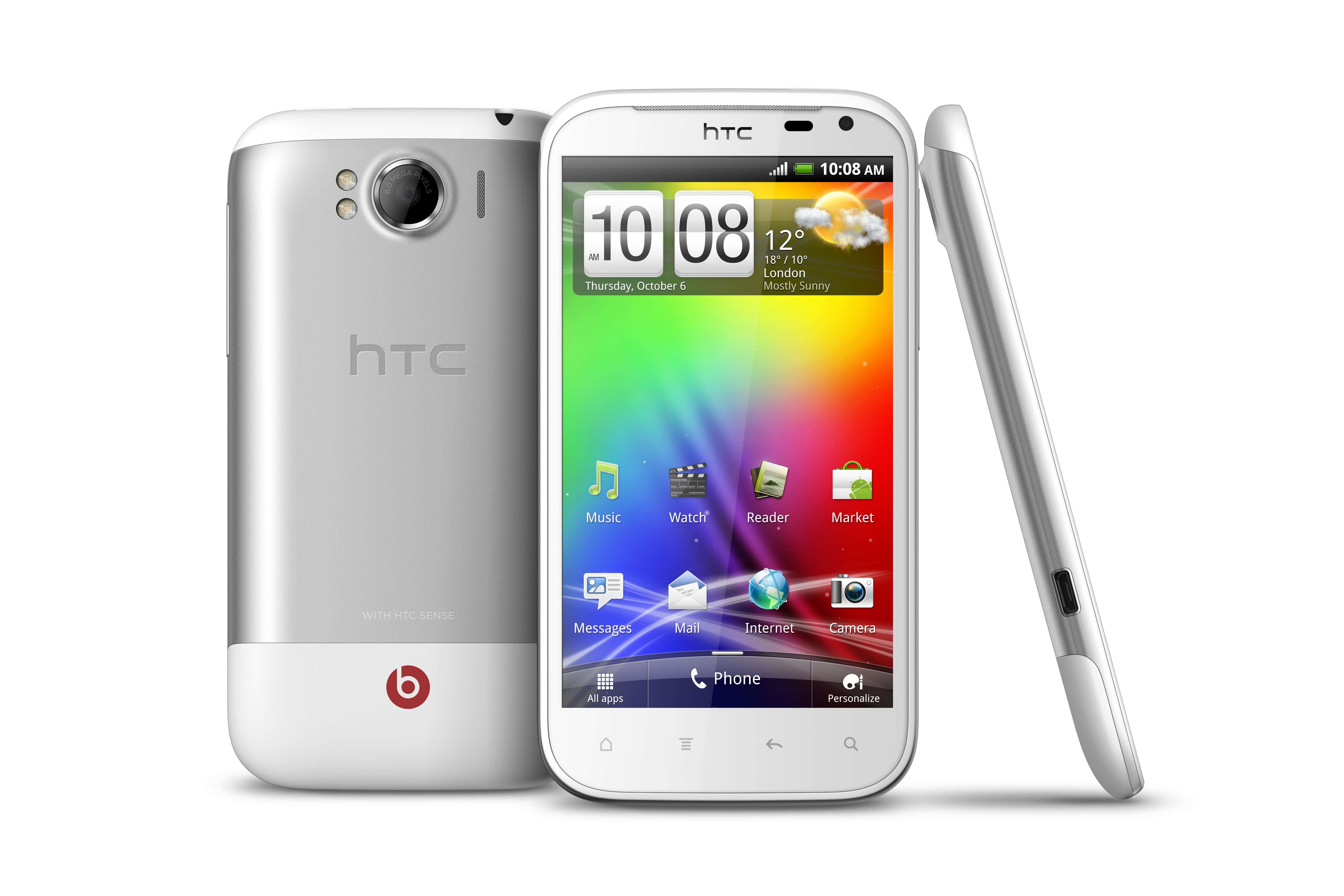 HTC Desire Sensation XL